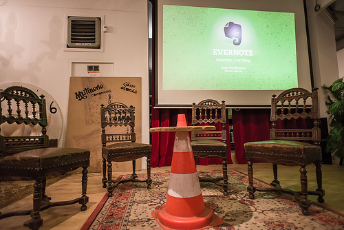 photo credit: Evernote Meetup Paris via photopin (license)